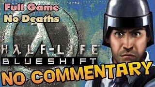 Half-Life: Blue Shift - Full Walkthrough - 【NO Commentary】 【Full HD】