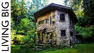 From Fame To Forest - Rockstar's Magical Woodland Cabin