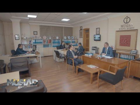 MÜSİAD Konya tanıtım Filmi