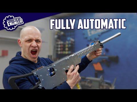 A Nerf Gun Upgrade