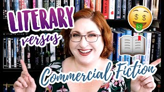 Commercial Vs Literary Fiction