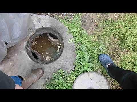 Come riattivare e diminuire il fango nella fossa imhoff fossa biologica