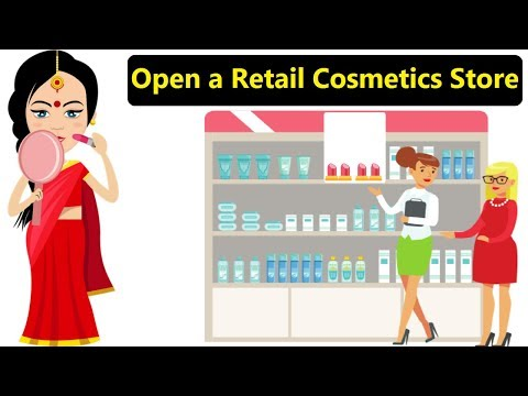 , title : 'How to Open a Retail Cosmetics Store in 2020