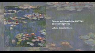 Toccata and Fugue in D minor, BWV 565