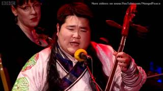 Khusugtun - Mongolian music in London - BBC Proms 2011 Human Planet