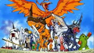 Digimon   Staffel 1   Opening   DeutschGerman   HQ