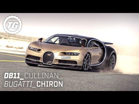 Chris Harris Drives… Best of Luxury: Aston Martin DB11, 261mph Bugatti Chiron, Cullinan | Top Gear
