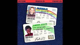 Riton & Kah Lo   Fake ID