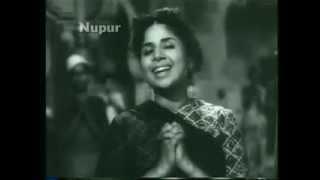 JAILOR (1958) - MUJHI MEIN CHHUPKER MUJHI SE DOOR
