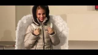 Белорусский зимний костюм для девочки