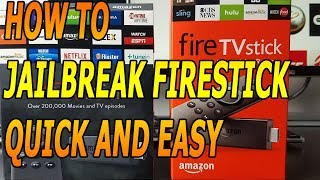 How to jail break your amazon firestick and get all movies and tv shows