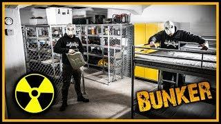 Der Prepper Bunker [S01/E06] - Schlafen im Bunker und massives Lager - Survival Krisenvorsorge