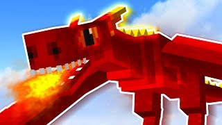 THE NEW MINECRAFT DRAGONS?!