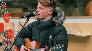 ED SHEERAN   Happier , Live Cover In Horsham