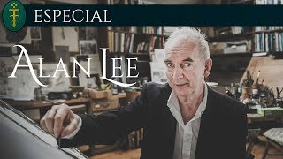 Como Você Desenha O Mundo De Tolkien? - Com Alan Lee   TT Extra #13