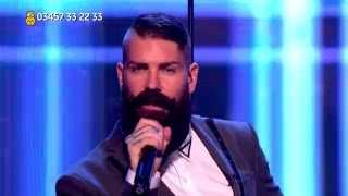 Boyzone - Reach Out I'll Be There BBC Two HD [Live] Children in Need, 14Nov2014