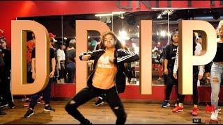 "Cardi B Feat. Migos - ""Drip"" | Phil Wright Choreography | Ig: @phil_wright"