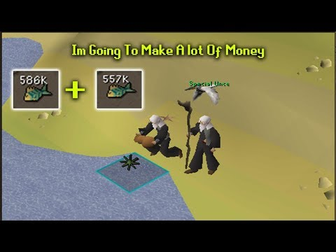 OSRS] EASY Way to 3-Tick Fish - Beginners Guide [Using