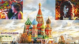Deep Purple - The Spanish Archer (Radio 101.ru - Moscow) HD