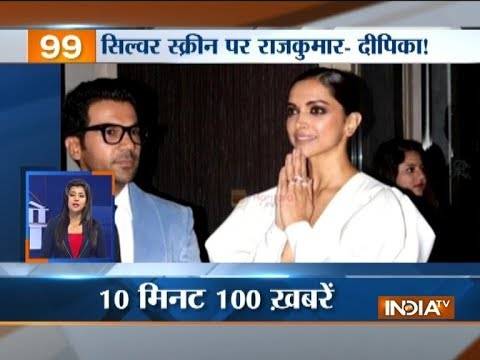 News 100 | 15th March, 2018