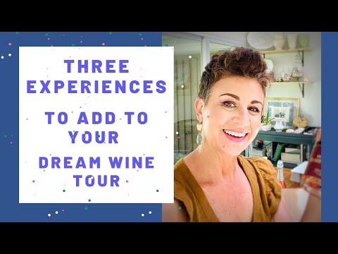 #winetour #winecountrytravel 3 Fun Experiences to Add to Your Dream Wine Tour