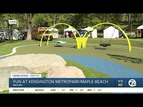 Kensington Metropark/Maple Beach