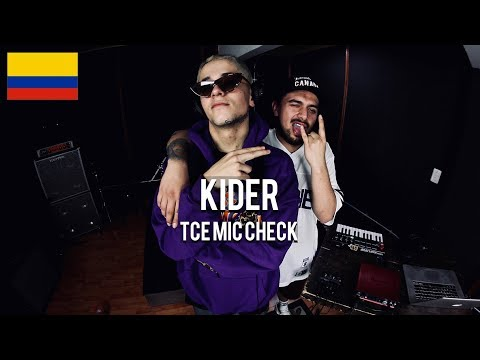 Kider - Untitled Mix ( Prod. By Goren ) [ TCE Mic Check ]
