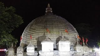 Architectural beauty of  Kamakhya temple