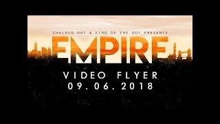 KOTDxCO - #Empire - Official Video Flyer | June 9 KOTD.tv