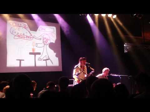 DVA - Dua Dua live @ Prague 14.11.2011