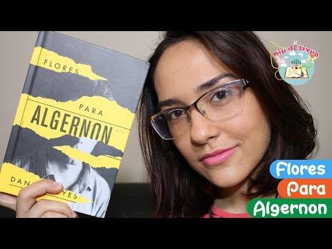 Flores Para Algernon | Daniel Keyes | Ed. Aleph | Resenha - Dia de Livro