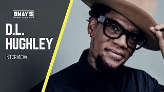 D.L. Hughley on New Book 'How To Not Get Shot'