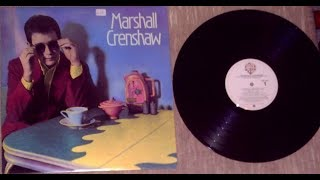 Mary Anne  Marshall Crenshaw COVER