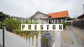 57 Rene Street Preston