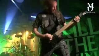 ABORTED - Sanguine Verses  (...Of Extirpation)  live @ Chronical Moshers Open Air 2015