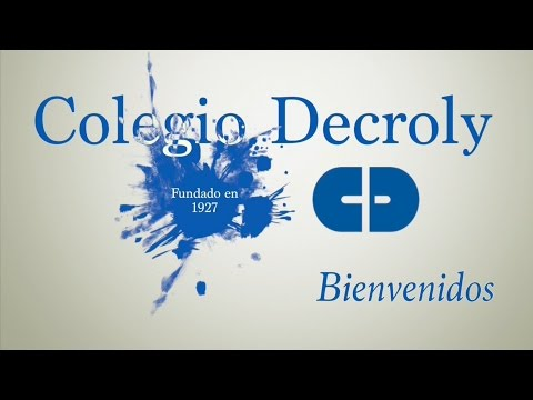 Video Youtube COLEGIO DECROLY, S.L.