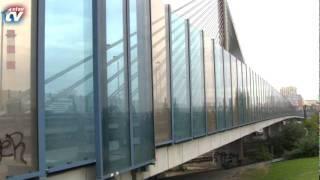 ZENIT Plexisklo představuje Plexiglas SOUNDSTOP na protihlukové stěny