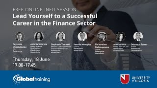 Lead Yourself to a Successful Career in the Finance Sector