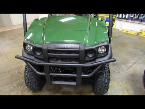 2018 Kawasaki Mule SX 4X4 in Romney, West Virginia