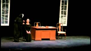 """Patricia Dell as Mother Abbess sings """"Climb Ev'ry Mountain"""""""