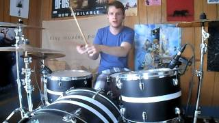 These Walls Are Thin // The Boxer Rebellion (DRUM COVER)