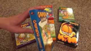 Garfield and Friends Entire DVD Collection Volumes 1-5 and Specials