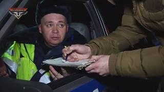 26 нетрезвых водителей за одну ночь в Уфе. Драки и погони. Рейд ГИБДД