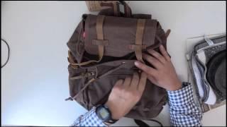 Rucksack - Canvas Rucksack - Bestope