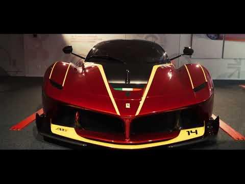 USAC Reggio-Emilia Students Tour the Ferrari Factory - Student Video