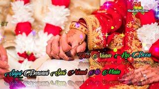 WhatsApp  Status  Aaja  Teri  Suni  Suni  Maang   - YouTube