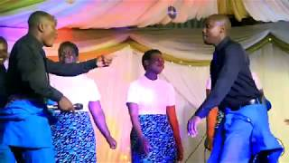 Mpangudde by Glorious singers - Uganda  (  Performed Live WaguzaWaguza Dvd Launch )