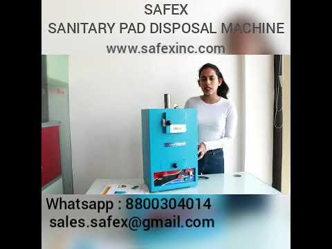 Sanitary Pad Incinerators Nano