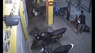 preview picture of video 'Rakaman CCTV Camera 1- Cubaan Mencuri Motosikal Yang Digagalkan Oleh Allah S.W.T'
