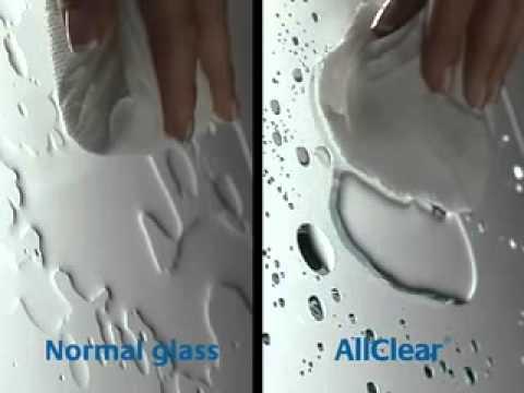 Video Lakes Bathrooms 1100mm Semi Frameless Sliding Shower Door